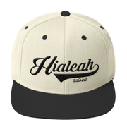 Hialeah Raised Snapback Hat - Devious Elements Apparel