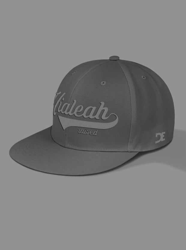Hialeah Raised Color On Color Snapback - Devious Elements Apparel