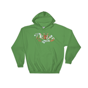 Hialeah Raised Dále Tropical Floral Hoodie Hialeah Raised Premium Threads Hoodie Hialeah Raised Dále Tropical Floral Hoodie Hialeah Raised Dále Tropical Floral Hoodie - Devious Elements Apparel