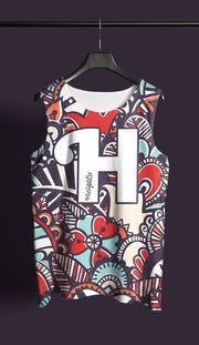 Hialeah City Floral Throw Back All Over Print Tank Devious Elements Apparel Tank Hialeah City Floral Throw Back All Over Print Tank Hialeah City Floral Throw Back All Over Print Tank - Devious Elements Apparel