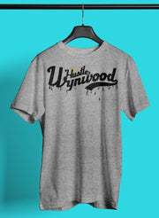 Hustle Wynwood Drip Crew Unisex T-shirt - Devious Elements Apparel
