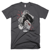 Arrow Crow Impact Unisex Graphic Crew T-shirt IVANKA C Shirt Arrow Crow Impact Unisex Graphic Crew T-shirt Arrow Crow Impact Unisex Graphic Crew T-shirt - Devious Elements Apparel