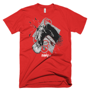 Arrow Crow Impact Unisex Graphic Crew T-shirt - Devious Elements Apparel