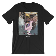 Antigravity Unisex Graphic Crew T-shirt - Devious Elements Apparel