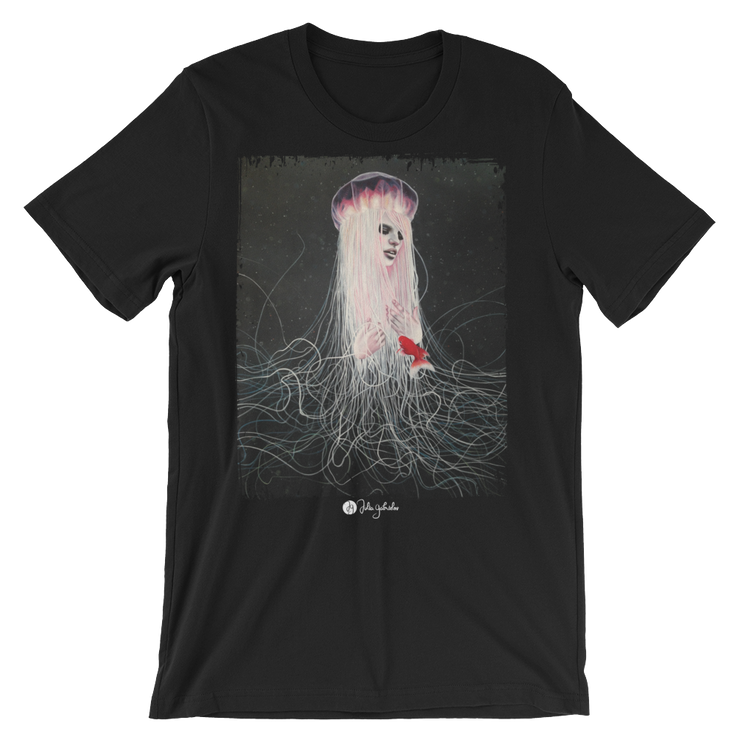 Intome Unisex Graphic Crew T-shirt Julia Gabrielov Shirt Intome Unisex Graphic Crew T-shirt Intome Unisex Graphic Crew T-shirt - Devious Elements Apparel