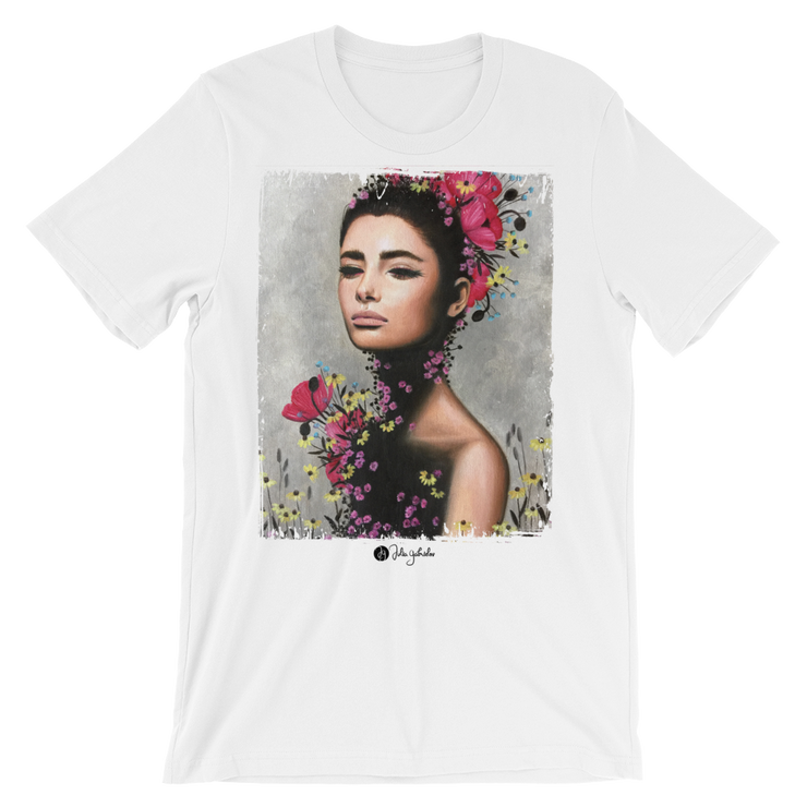Florecencesm Unisex Graphic Crew T-shirt - Devious Elements Apparel
