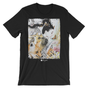 Clestial Rift Unisex Graphic Crew T-shirt - Devious Elements Apparel
