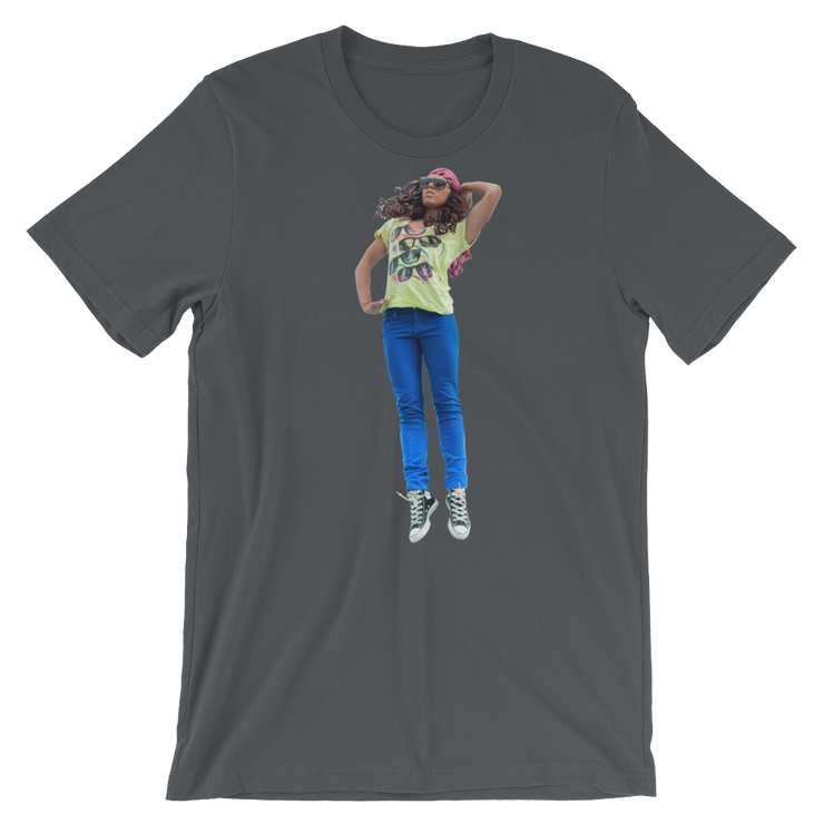 Jump Girl Crew T-shirt Devious Elements Apparel Shirt Jump Girl Crew T-shirt Jump Girl Crew T-shirt - Devious Elements Apparel