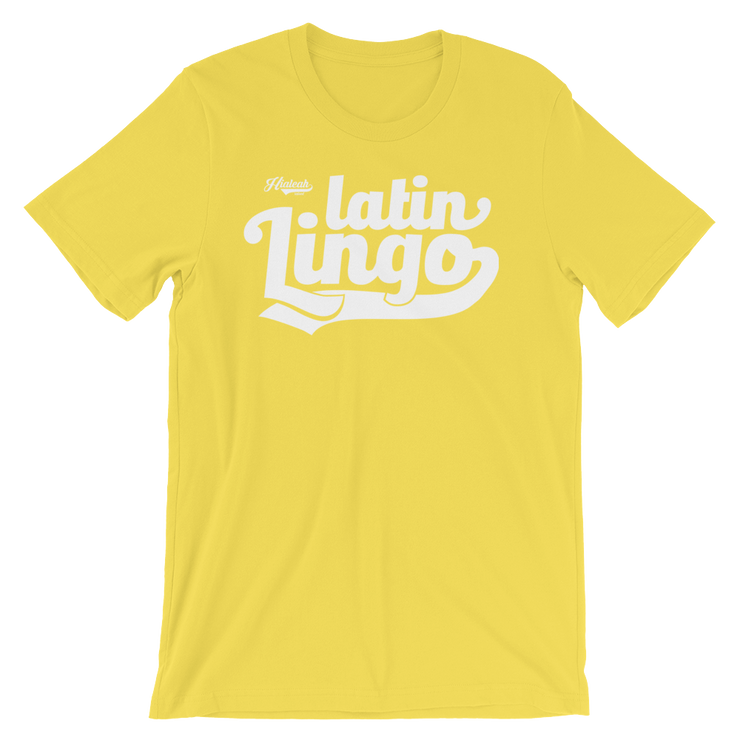 Hialeah Raised Latin Lingo Unisex Crew - Devious Elements Apparel