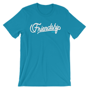 Friendship Loyalty Unisex Crew T-shirt - Devious Elements Apparel