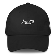 Loyalty Classic Dad Hat Loyalty hat Loyalty Classic Dad Hat Loyalty Classic Dad Hat - Devious Elements Apparel