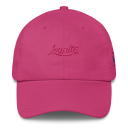 Loyalty Color Way Dad Hat Loyalty hat Loyalty Color Way Dad Hat Loyalty Color Way Dad Hat - Devious Elements Apparel