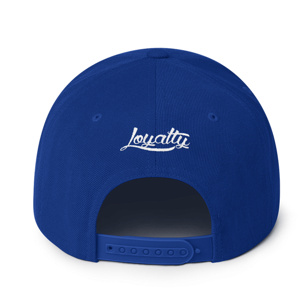 Loyalty Stunner Snapback Hat - Devious Elements Apparel