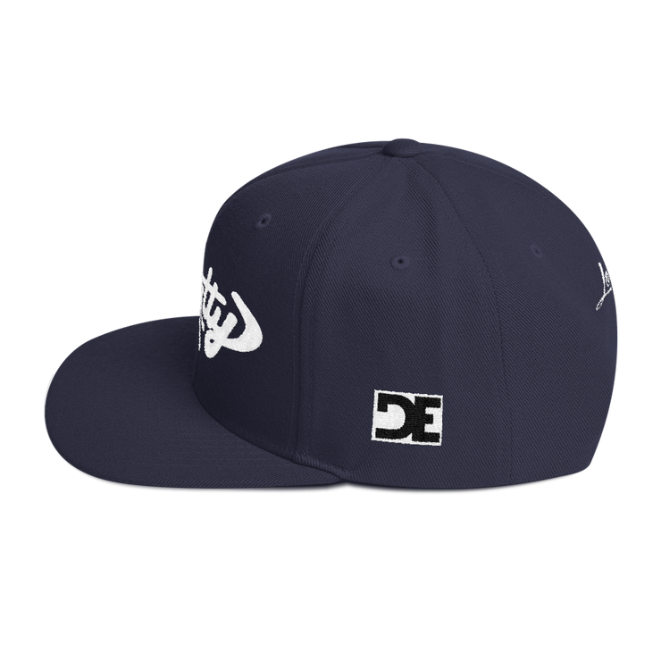 Loyalty Stunner Snapback Hat Loyalty hat Loyalty Stunner Snapback Hat Loyalty Stunner Snapback Hat - Devious Elements Apparel