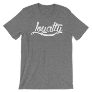 Loyalty Throw Back Crew Loyalty Shirt Loyalty Throw Back Crew Loyalty Throw Back Crew - Devious Elements Apparel