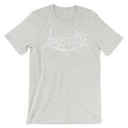 Loyalty Classic Color on Color Unisex Graphic Crew T-shirt - Devious Elements Apparel