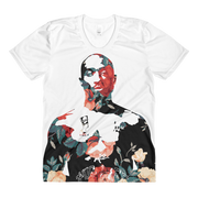 Tupac Floral Roses All Over Print Ladies T-shirt Devious Elements Apparel Tupac Floral Roses All Over Print Ladies T-shirt Tupac Floral Roses All Over Print Ladies T-shirt - Devious Elements Apparel