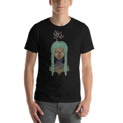 Nine Unisex Graphic Crew T-shirt