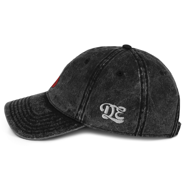 Boxing Gloves Vintage Dad Hat - Devious Elements Apparel