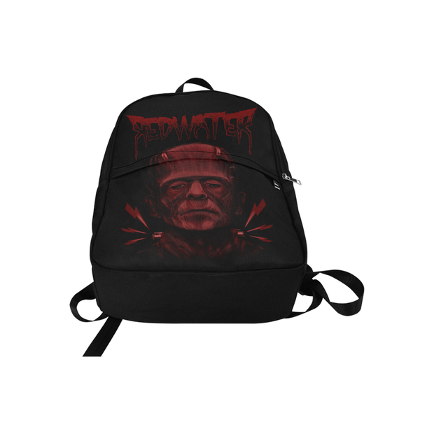 Frankenstein Red Water Laptop Backpack