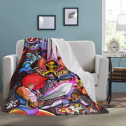 Retro Cat Battle Ultra Soft Micro Fleece Throw Blanket Devious Elements Apparel Throw Blanket Retro Cat Battle Ultra Soft Micro Fleece Throw Blanket Retro Cat Battle Ultra Soft Micro Fleece Throw Blanket - Devious Elements Apparel