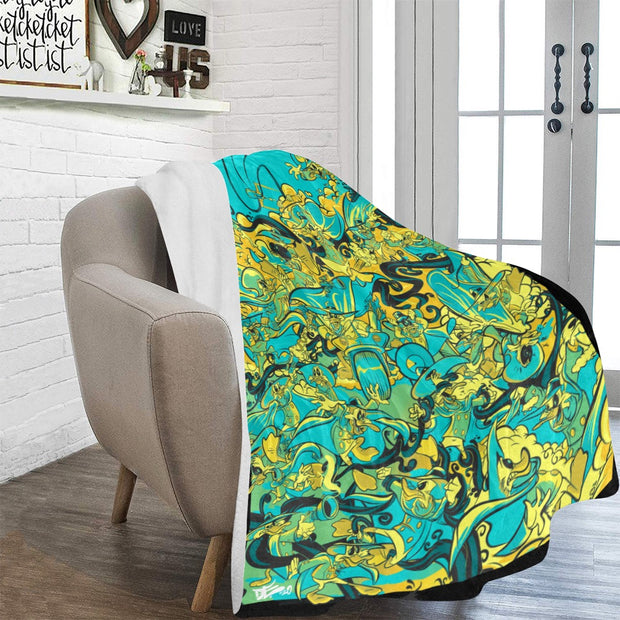 Retro Duck Battle Ultra Soft Micro Fleece Throw Blanket Devious Elements Apparel Throw Blanket Retro Duck Battle Ultra Soft Micro Fleece Throw Blanket Retro Duck Battle Ultra Soft Micro Fleece Throw Blanket - Devious Elements Apparel