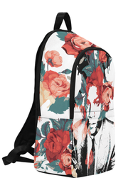Basquiat Floral Print Laptop Backpack Devious Elements Apparel Back Pack Basquiat Floral Print Laptop Backpack Basquiat Floral Print Laptop Backpack - Devious Elements Apparel