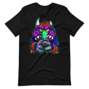 Gnarly Monster Pet Unisex Graphic T-shirt