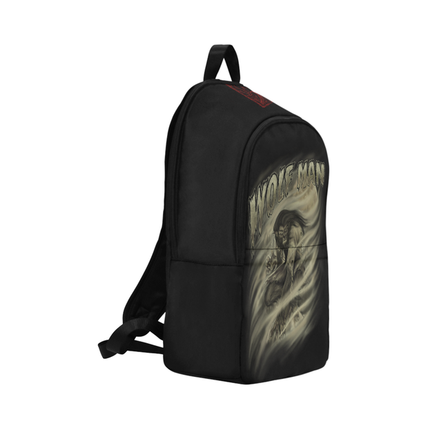 Wolf Man Laptop Backpack