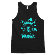 Loyalty Captain My Captain Phasma Unisex Neon Tank Top - Devious Elements Apparel