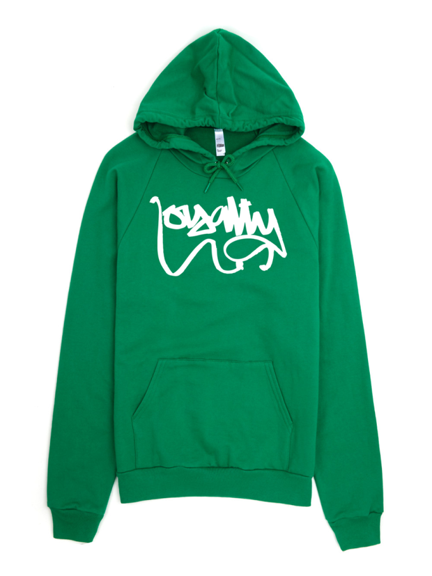 Loyalty Script Tag Pullover Hoodie Loyalty Hoodie Loyalty Script Tag Pullover Hoodie Loyalty Script Tag Pullover Hoodie - Devious Elements Apparel
