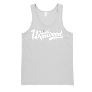 Hustle Wynwood Unisex Jersey Tank Top - Devious Elements Apparel