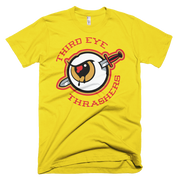 Third Eye Thrashers Classic Red Logo Crew - Devious Elements Apparel