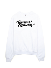 Devious Elements Script Logo Raglan - Devious Elements Apparel