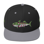 Fish Food Snapback Hat Devious Elements Apparel hat Fish Food Snapback Hat Fish Food Snapback Hat - Devious Elements Apparel