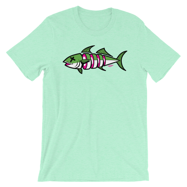Fish Food Unisex Graphic Crew T-shirt - Devious Elements Apparel