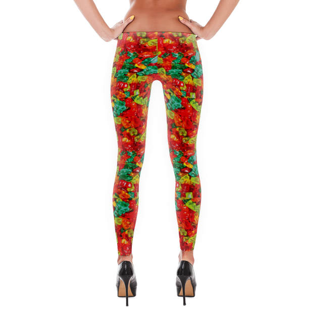 Gummy Bears Print Leggings Devious Elements Apparel Leggings Gummy Bears Print Leggings Gummy Bears Print Leggings - Devious Elements Apparel