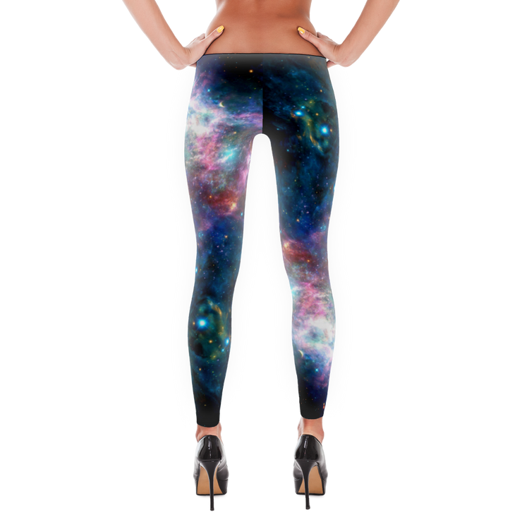 Nebula Outer Space Print Leggings Devious Elements Apparel Leggings Nebula Outer Space Print Leggings Nebula Outer Space Print Leggings - Devious Elements Apparel