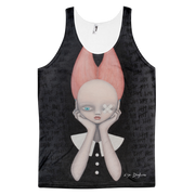 Kershe Unisex All-Over-Print Tank - Devious Elements Apparel