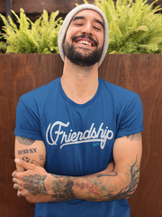 Friendship Loyalty Unisex Crew T-shirt Loyalty Shirt Friendship Loyalty Unisex Crew T-shirt Friendship Loyalty Unisex Crew T-shirt - Devious Elements Apparel