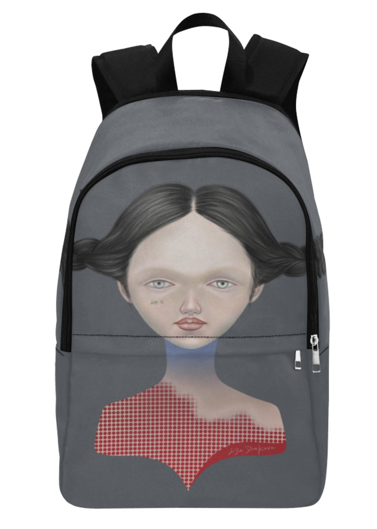 Seven Print Laptop Backpack