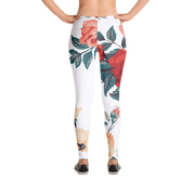 Roses Pattern Print Leggings Devious Elements Apparel Leggings Roses Pattern Print Leggings Roses Pattern Print Leggings - Devious Elements Apparel
