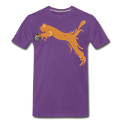 Espuma Cup Splash Men's Premium T-Shirt - purple