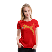 Espuma Cup Splash Women's Premium T-Shirt