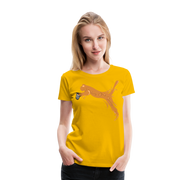 Espuma Cup Splash Women's Premium T-Shirt ESPUMA Womens Premium Cut T-Shirt Espuma Cup Splash Women's Premium T-Shirt Espuma Cup Splash Women's Premium T-Shirt - Devious Elements Apparel