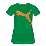 Espuma Cup Splash Women's Premium T-Shirt - kelly green