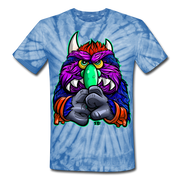Gnarly Monster Pet Unisex Tie Dye T-Shirt Devious Elements Apparel Shirt Gnarly Monster Pet Unisex Tie Dye T-Shirt Gnarly Monster Pet Unisex Tie Dye T-Shirt - Devious Elements Apparel