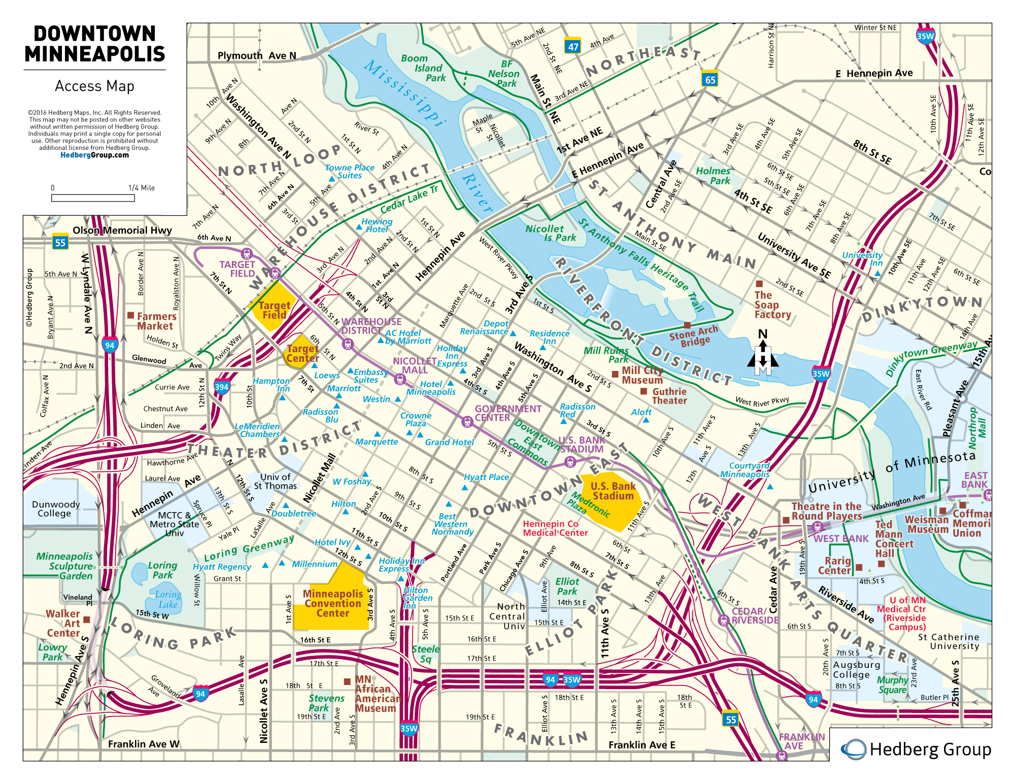 Minneapolis downtown access map pdf digital license hedberg group minneapolis downtown access map pdf digital license sciox Image collections