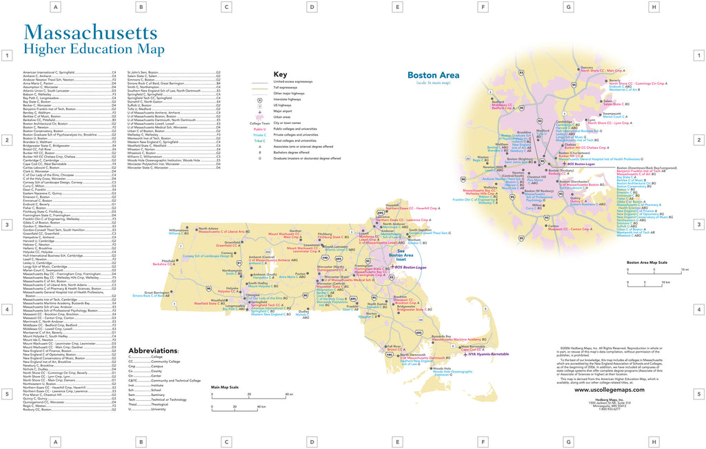boston colleges universities map » Full HD MAPS Locations - Another ...