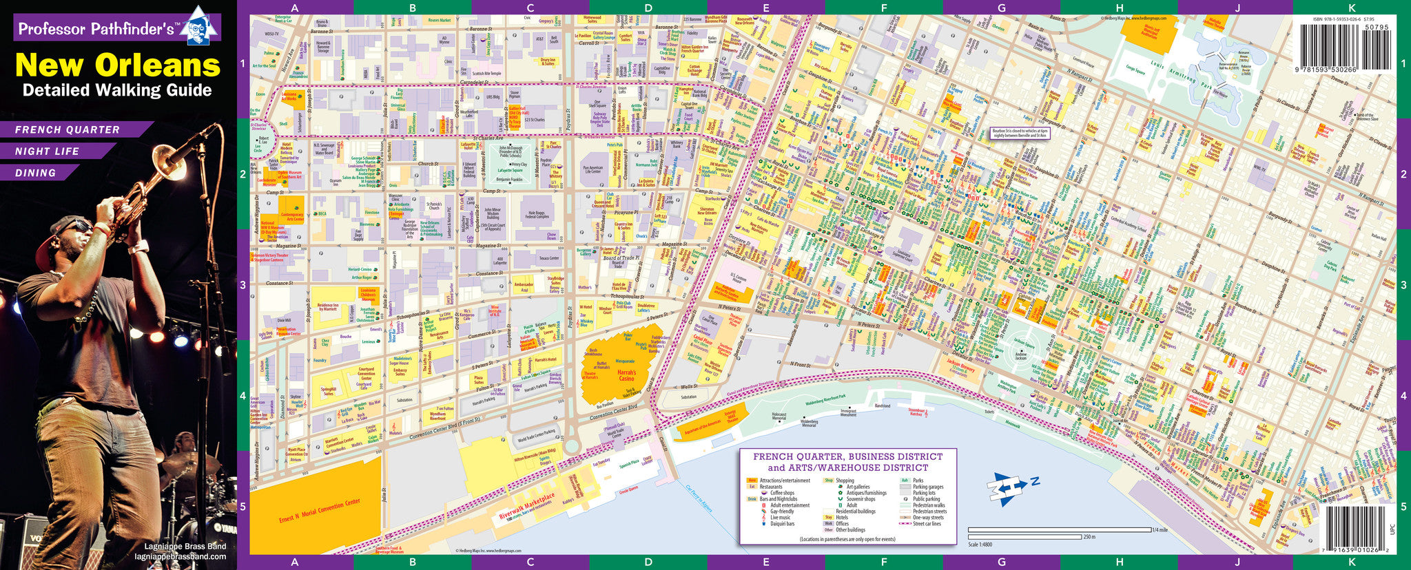 New Orleans Louisiana Downtown Hedberg Group
